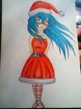 Christmas Nel by Racheii