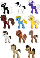 The 11 Doctor Whooves by tay4432
