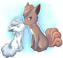 Vulpix by Nekodox