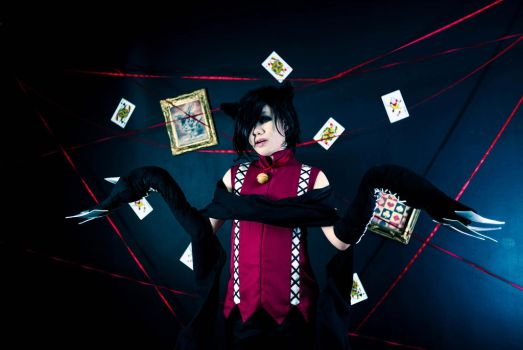 Pandora Hearts - The Knight of the Abyss by maria-neige