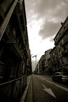 Streets of Toulouse by KajiyaEol