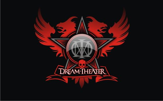 Dream Theater Red Star by RPGuere