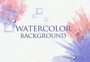 Watercolor Background by lazunov