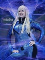 Sue Storm Invisible Woman Cosplay by VisualEyeCandy
