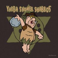 Yabba Shomer Shabbos by Randy-Coffey