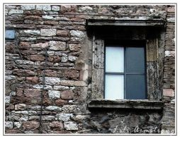Window in the Wall by jadeoracle
