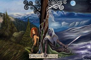 Forgotten Realms by Celtic-a