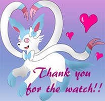 Thanks for the Fav! by Foxfins