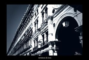 windows and rows by archonGX