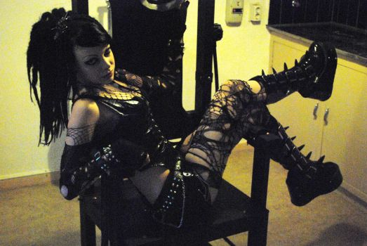 Electric Chair by HatedxLove