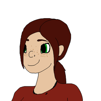 Ellie hte happy talking thgn by FleetingFirefly
