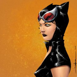 Catwoman JaeLee Colwell by JeremyColwell