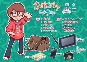 Meet the Artist: Torkirby by Torkirby