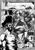 sample wolverine 2 by Geniss