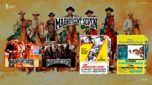 The Magnificent Seven (1960) Folder Icon by sebasmgsse