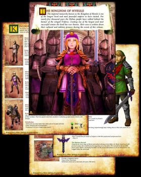 The Kingdom of Hyrule - Guide Excerpt by UndyingNephalim