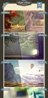 Light Photoshop Actions III by baturaN