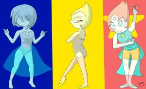The Pearls by ShadowXConspiracy