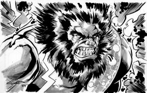 Kalibak the Cruel by Cinar