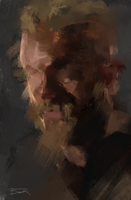 Ragnar by blvnk-art