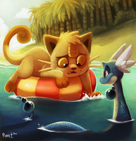Daily 9 - Meowth