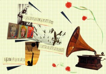 All in music by Gordjia