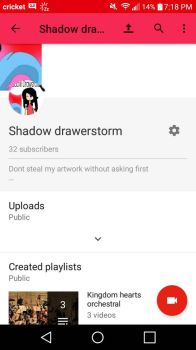 Plz subscribe to my channel  by KyubiLove