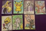 art cards -finished- by catgir