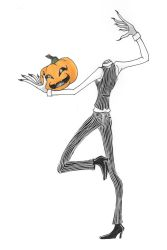 100615 DI Pumpkin 2 by GillyPerkyGoth