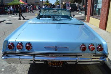 1965 Chevrolet Impala Convertible IV by Brooklyn47