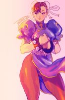 Strongest Woman. by Robaato