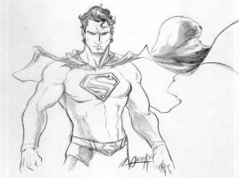 Superman Returns by mistermoster