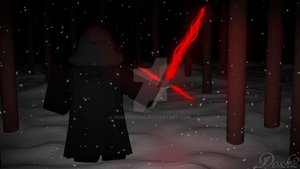 Kylo ren by Mrbacon360