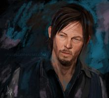 Daryl Dixon by Aphelps