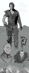 Mad Max by KennBaker