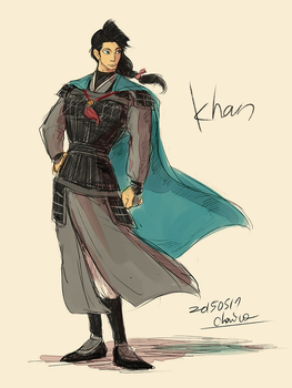 Khan by chacckco