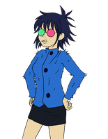 Noodle (W.I.P.) by The-Happy-Spaceman