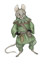 Prince of Mousethieves by Professor-R