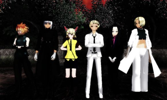 October MMD Challenge 28 - Anime Inspired by Sheila-Sama-15