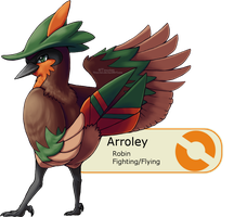 #014 - Arroley by Tinuvion