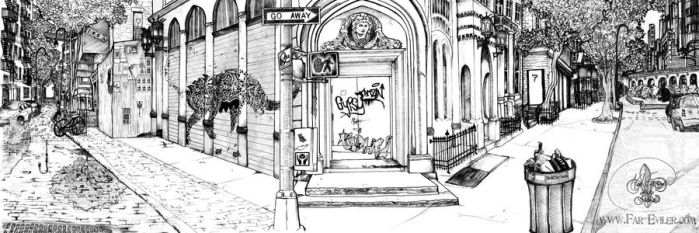 concept sketch - BG NYC by far-eviler