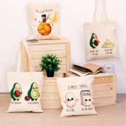 New tote bags! by Naolito