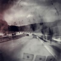on the road by lydiahansen
