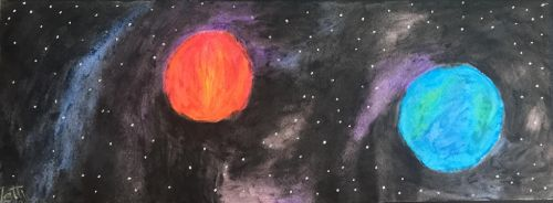 Planets  by JSktches