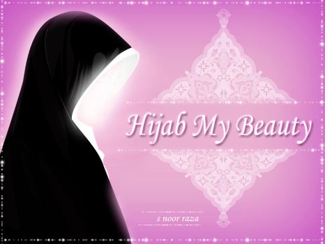 Hijab my Beauty by SyedaSairaNaqvi