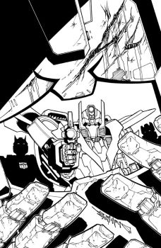 TF Lost Light 11 sub cover by markerguru