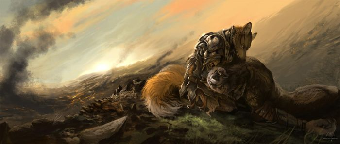 Silenced by AlectorFencer