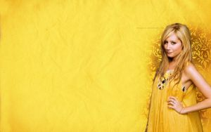 Ashley Tisdale wallpaper 2 by asiula23