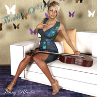 Jenny Rhodes - Thinking Of You - Deluxe Edition by SlimMckenzie
