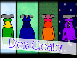 Dress Creator Game by xVanyx